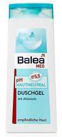 Антиалергенный гель для душа  Нежность Balea Med pH-hautneutral Duschgel  300 мл.