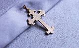 Кулон-крестик фирмы Xuping (color 9), фото 3
