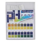 Лакмусовий папір медичний для вимірювання рН від 2,0 до 9,0 (100шт/уп)