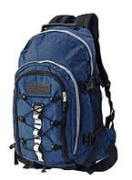 Рюкзак молодежный Derby (черный, синий) (0170709) синий