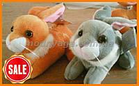 Кролик Толик 17 см - мягкие игрушки недорого