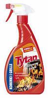 Спрей для чистки гриля и камина TYTAN 500 мл