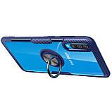 TPU+PC чехол Deen CrystalRing for Magnet (opp) для Samsung Galaxy A50 (A505F) / A50s / A30s, фото 2