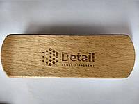 Щітка для інтер'єру та хімчистки Detail, натуральний ворс ТМ Grass