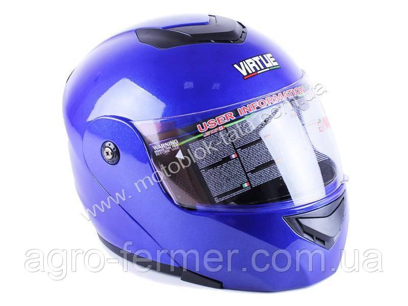 Шлем VIRTUE MD-903 синий size М