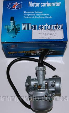 Карбюратор Дельта-110 см3 для мотора 52.4 мм, фото 2