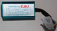 Комутатор DELTA 50-125 , HONDA DIO AF27/AF28 синий RAICE