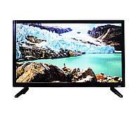 "Телевизор 24"" DVB - T2 LCD LED 12v/220v + HDMI + USB"