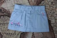 Детская юбка для девочки , р.92-134