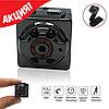 Шпионская мини камера SQ8 видеокамера с датчиком движения, Шпигунська міні камера, відеокамера з датчиком