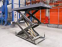Стол подъемный с двумя парами ножниц DoorHan длинна 1500мм, ширина 1000мм, фото 2