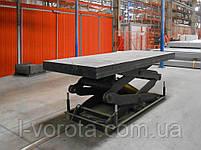 Стол подъемный с двумя парами ножниц DoorHan длинна 1500мм, ширина 1000мм, фото 3