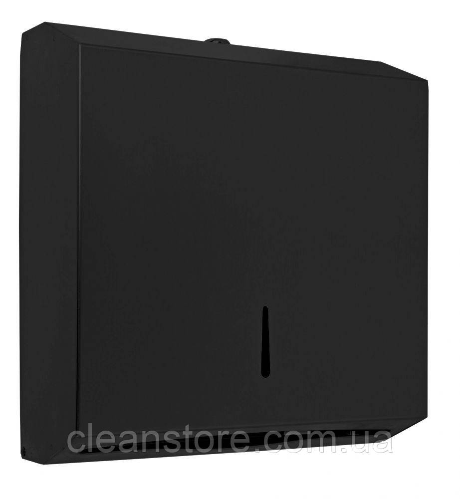 Держатель бумажных полотенец в пачках EFORMETAL BLACK 386S