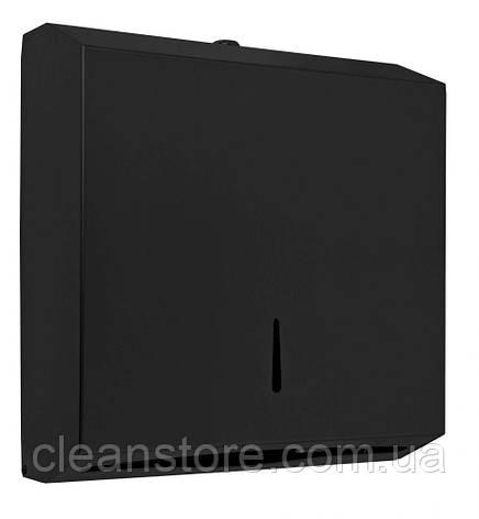 Держатель бумажных полотенец в пачках EFORMETAL BLACK 386S, фото 2
