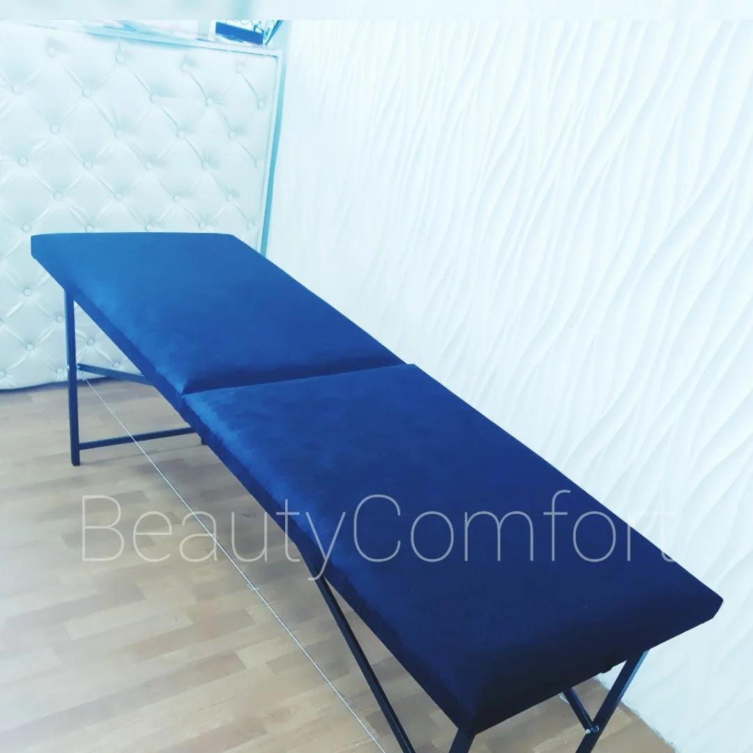 """Складна масажно-косметологічна кушетка Beauty Comfort UA """"Бюджет-1"""""""