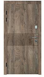 """Вхідні двері """"Портала"""" (серія Комфорт) ― модель Монтбан"""