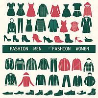 Одежда, галантерея и аксессуары