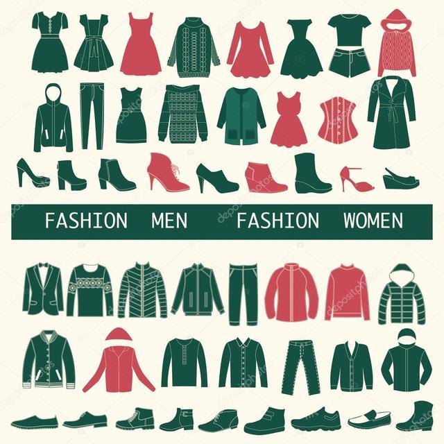Одяг, галантерея та аксесуари