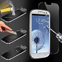 Защитное стекло Premium Tempered Glass 0.26mm (2.5D) для Samsung i9300 Galaxy S3 (Duos)