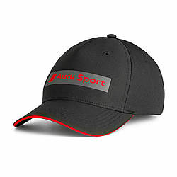 Бейсболка Audi Sport Cap, Black, MY2020, артикул 3132001400