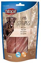 Ласощі PREMIO Stripes м'ясо ягняти для собак