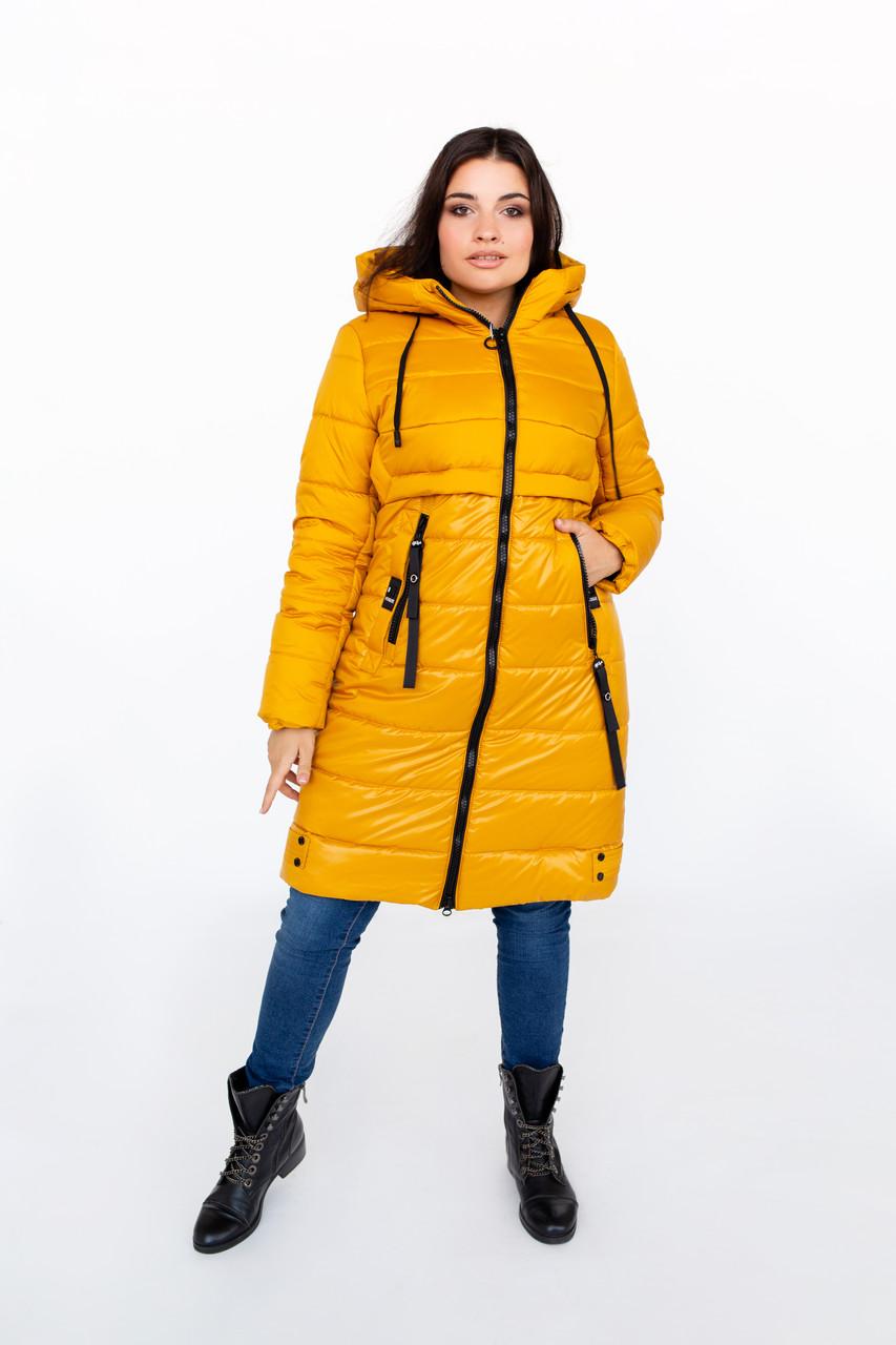 Зимнее женское пальто Lais