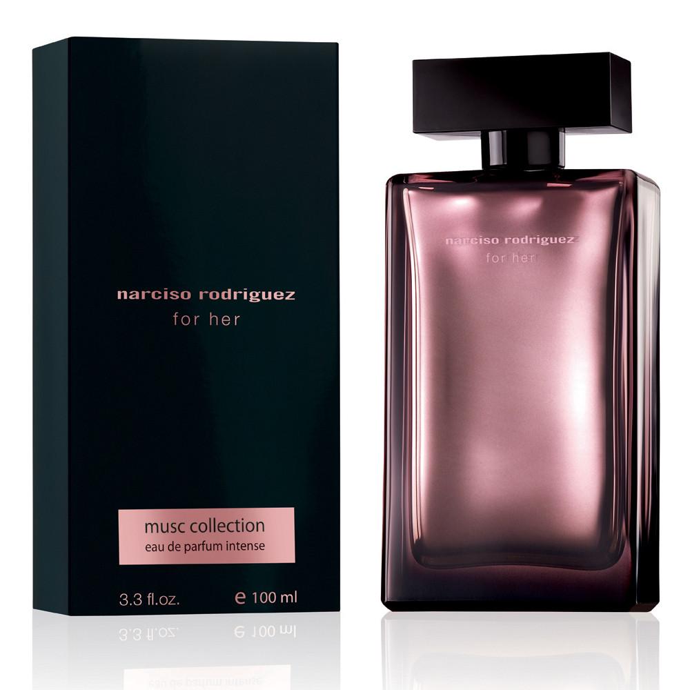 Женский аромат Narciso Rodriguez Musc Collection Eau de Parfum Intense -  Laparfums в Киеве fdd7359bc02