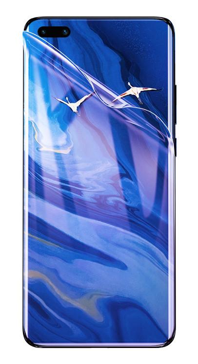 Гидрогелевая пленка для смартфона З.PROтект Anti-blue Прозрачная (726409)