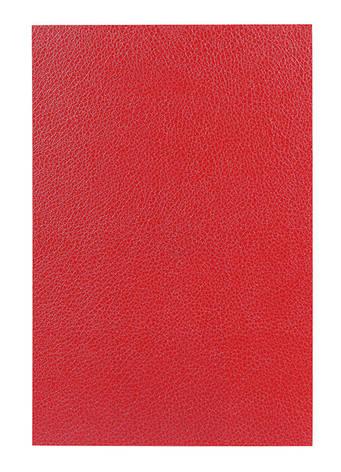 Универсальная пленка на заднюю панель для смартфона З.PROтект Кожа Красный (726393), фото 2