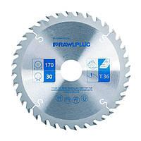 Пила дисковая по дереву Rawlplug RT-CSBW-190T40 190 мм/40 зубов