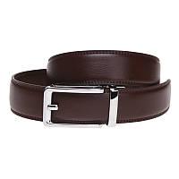 Мужской кожаный ремень Borsa Leather v1n447-1A, фото 1