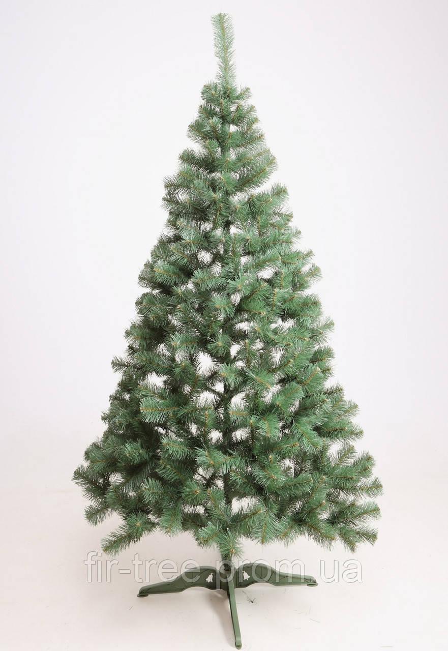Ялинка штучна Класична зелена 1.3 м