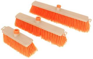 Щітки для прибирання будинку і вулиці