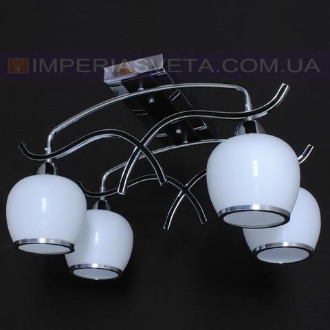 Люстра припотолочная IMPERIA четырехламповая LUX-530104
