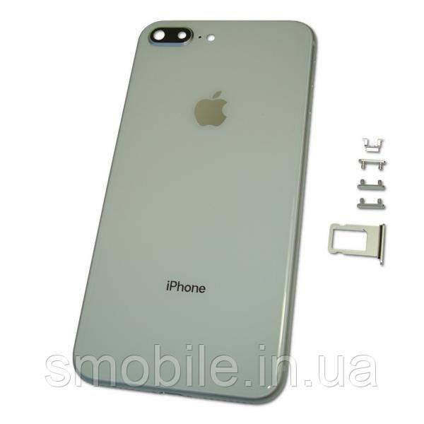 Apple Корпус iPhone 8 Plus белый (полный комплект)