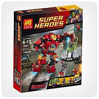 Конструктор Super Heroes «Разгром Халкбастера»