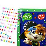 "Набор для творчества ""Cool Cat"" «Магические кристаллы. 44 Котёнка» (укр) VT4411-03, фото 2"