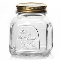 Банка для сыпучих Pasabahce Homemade 500мл d6,5 см h11,5 см стекло (80384)