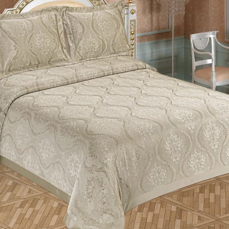 Покрывало Maison D'or Kabartma 240x260 Fume