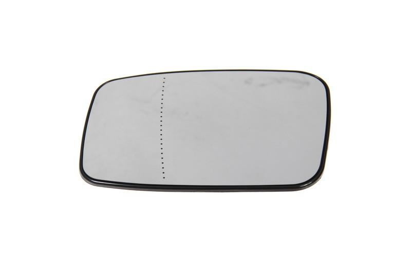 Вкладыш зеркала левого (асферичное, с обогревом) VOLVO 850, 940-960, S40, S70, S90, V40, V70, V90 06.91-06.04.