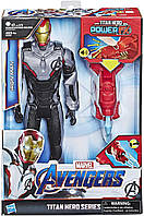 Фигурка Железный человек Мстители Финал 30 см Avengers Marvel Iron Man 12 Оригинал от Hasbro