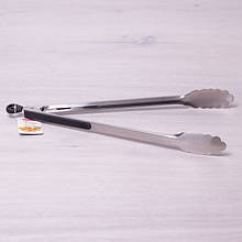 Щипцы Kamille  универсальные длина 35,5 см нержавейка (7519 K)