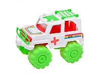 Детская машинка Джип Скорая помощь 05-503 Kinderway