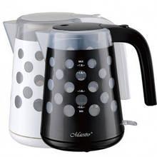Чайник Maestro 1,7 л пластик (045 MR)