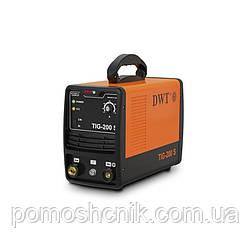 Аргонодуговой инвертор DWT TIG-200 S