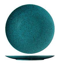 Тарілка для піци G. Benedict Life style Deeplagoon кругла d30 см (LSD2130)