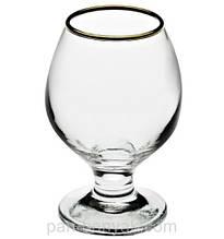 Набор бокалов для коньяка Pasabahce Bistro 6 штук 250мл h11,8 см стекло (44483/6)