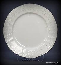 Тарілка десертна Thun Bernadotte (Наречена) 6 штук d19 см фарфор (3632021)