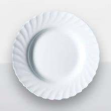 Тарілка пиріжкова Luminarc Trianon кругла з бортом d15,5 см склокераміка (7501D/3653)