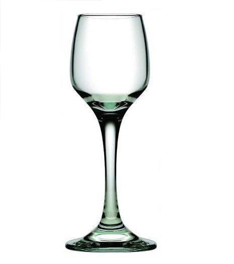 Набор рюмок Pasabahce Isabella 12 штук 60мл d4 см h20,3 см стекло (440164/12)